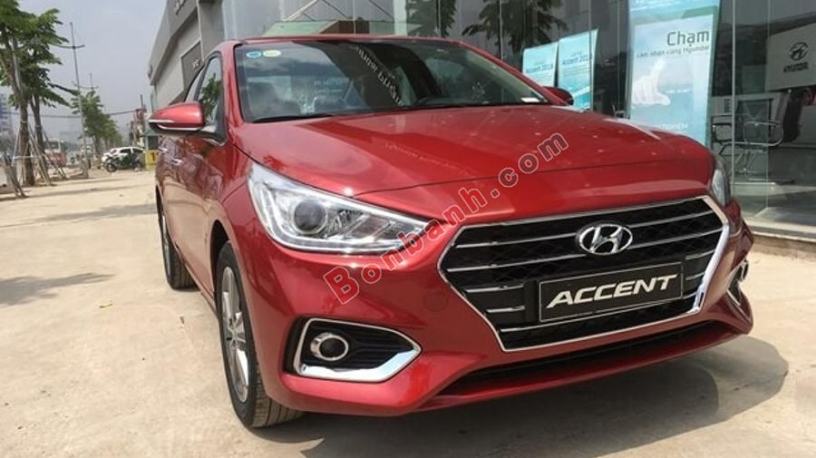 Hình ảnh xe Hyundai Accent 2021