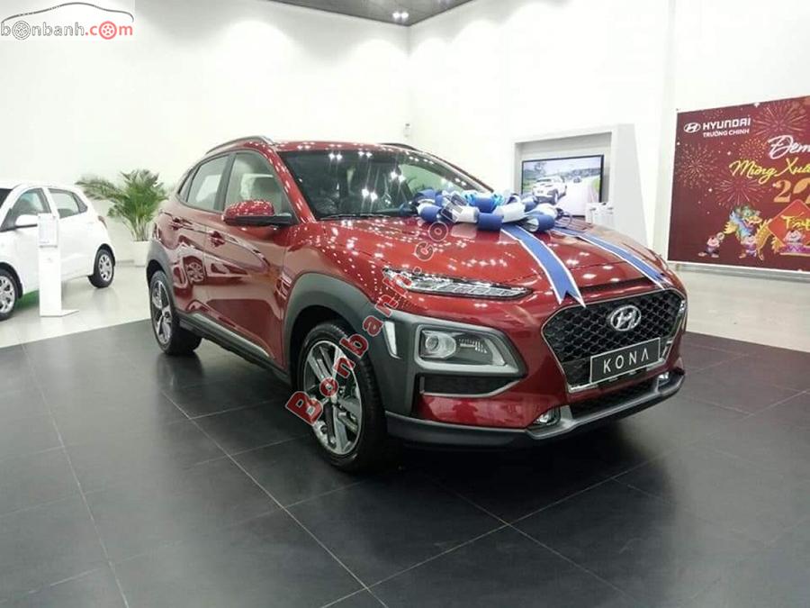 Hình ảnh xe Hyundai Kona 2021