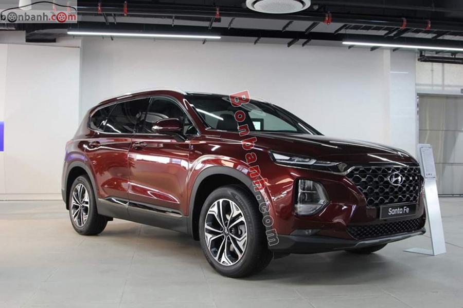 Hình ảnh xe Hyundai Santafe 2021