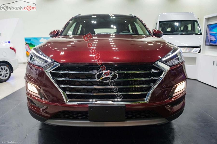 Hình ảnh xe Hyundai Tucson 2021