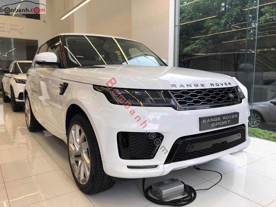 Đầu xe Range Rover Sport 2020