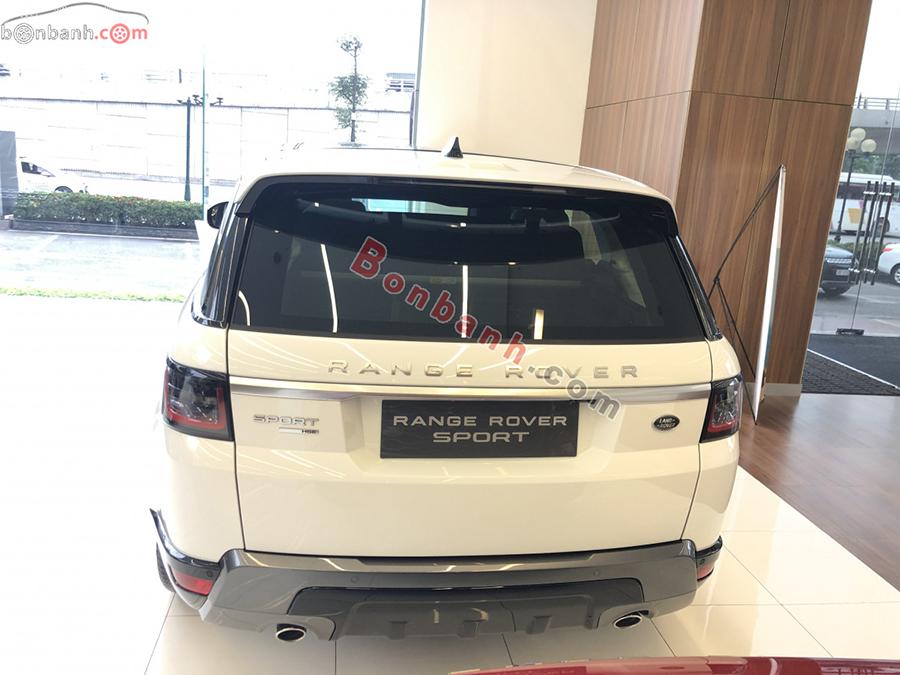 Đuôi xe Range Rover Sport 2020