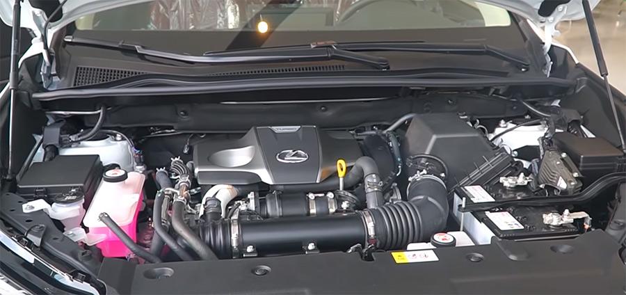 Động cơ Lexus NX300 2020