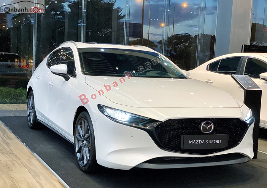 Giá xe Mazda 3 2021