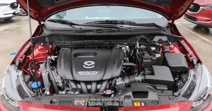 Động cơ Mazda2 2020