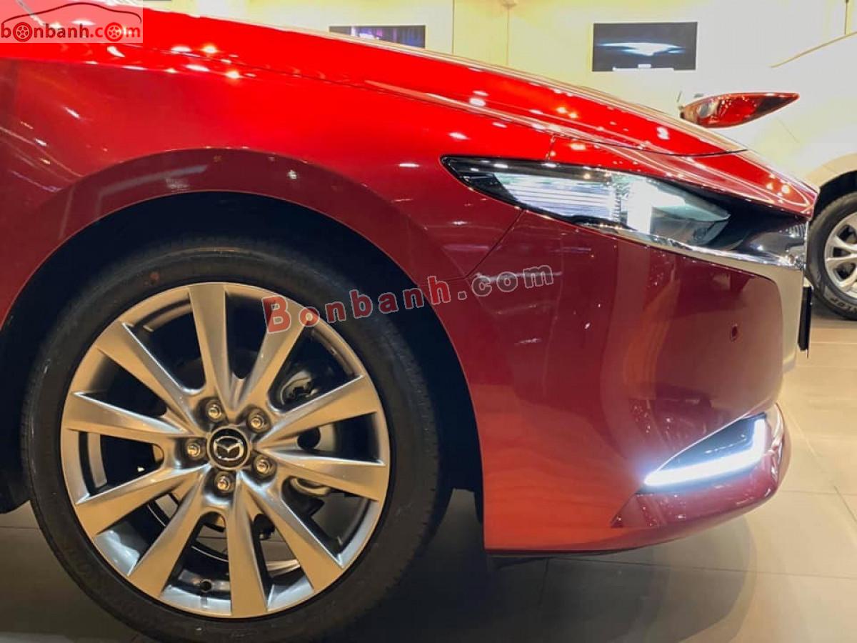 Lazang 18inch trên Mazda3 2021