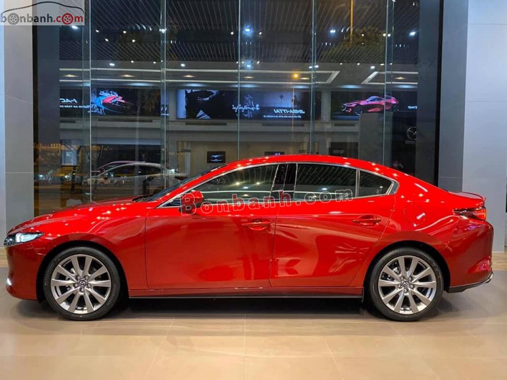 Thân xe Mazda3 2020