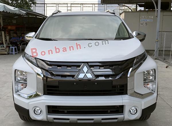 Phần đầu xe Mitsubishi Xpander 2021