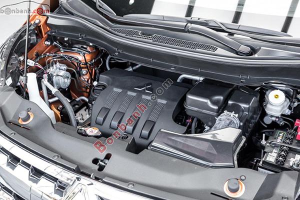 Động cơ trên Mitsubishi Xpander 2021
