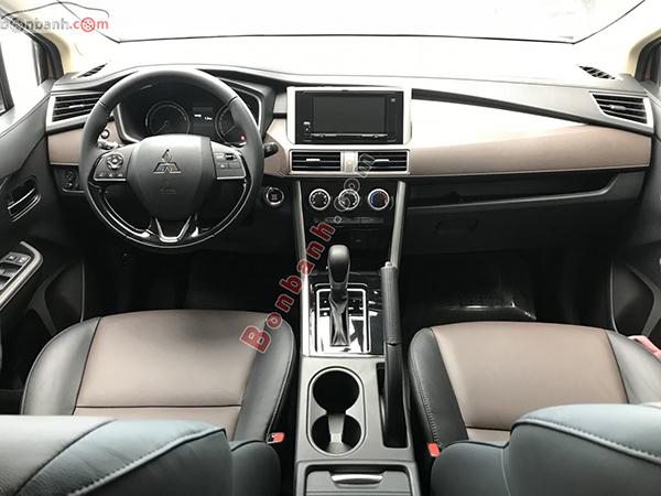 Nội thất Mitsubishi Xpander 2021