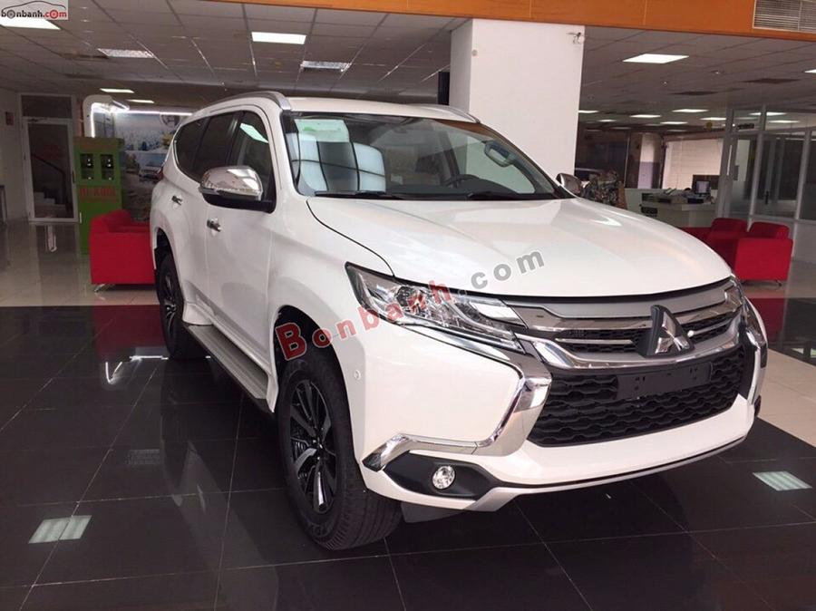 xe ô tô MitsubishiPajero Sport 2021