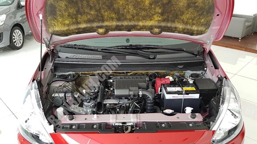 Động cơ xe Mitsubishi Mirage 2020