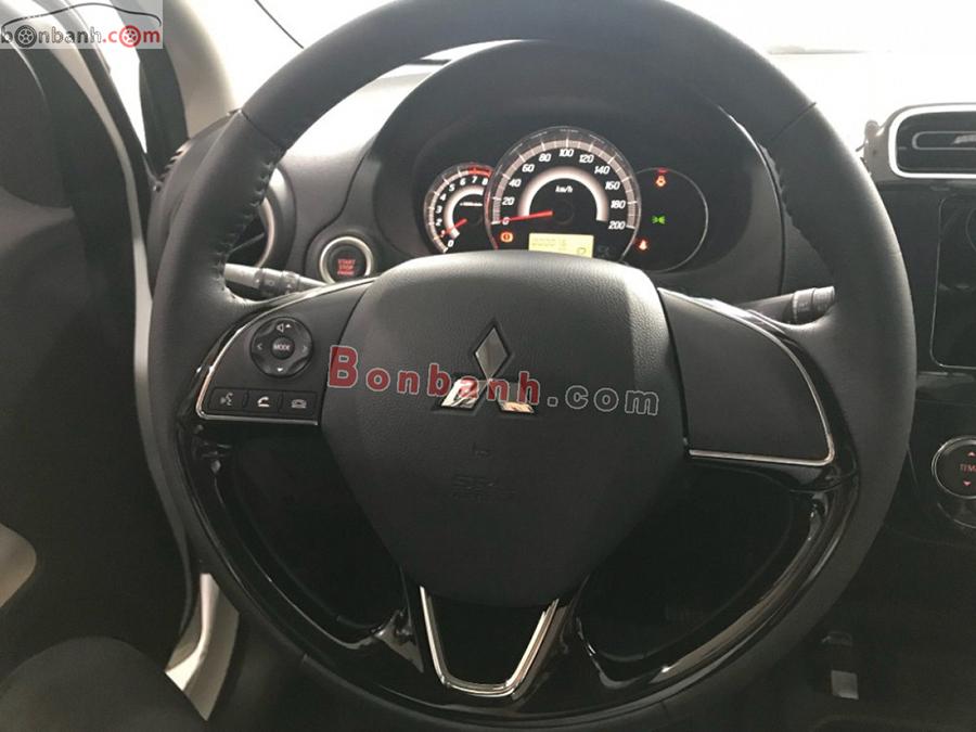 Vô lăng xe Mitsubishi Mirage 2020