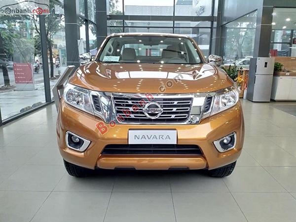 Đầu xe Nissan Navara 2020