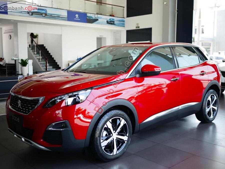 Thân xe Peugeot 3008 2020