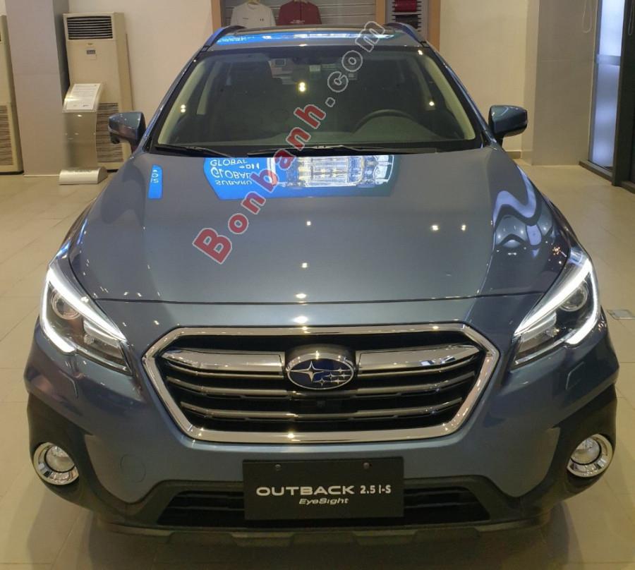 Đầu xe Subaru Outback 2020