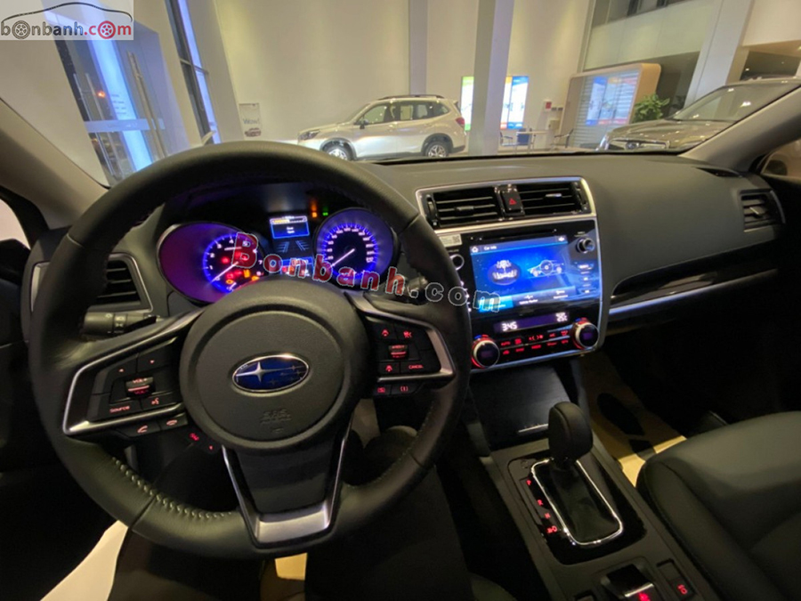 Nội thất xe Subaru Outback 2020