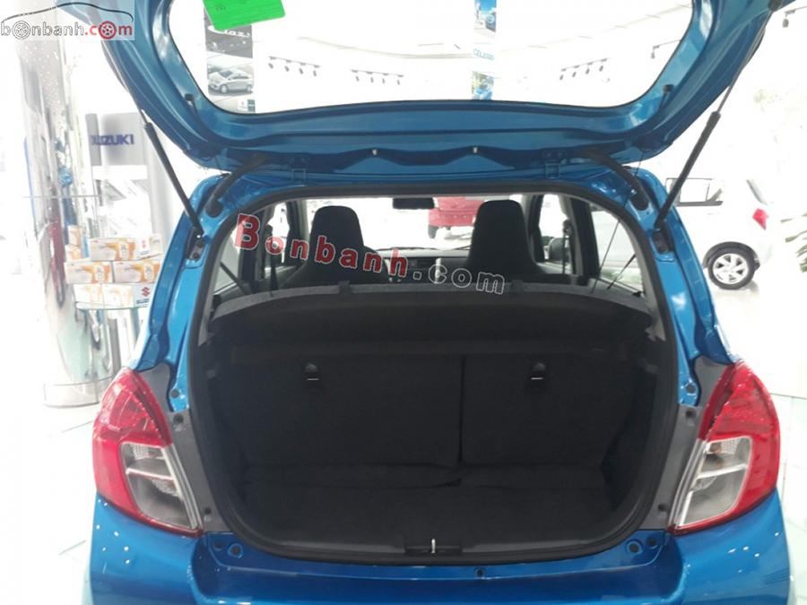 Cốp xe Suzuki Celerio 2020
