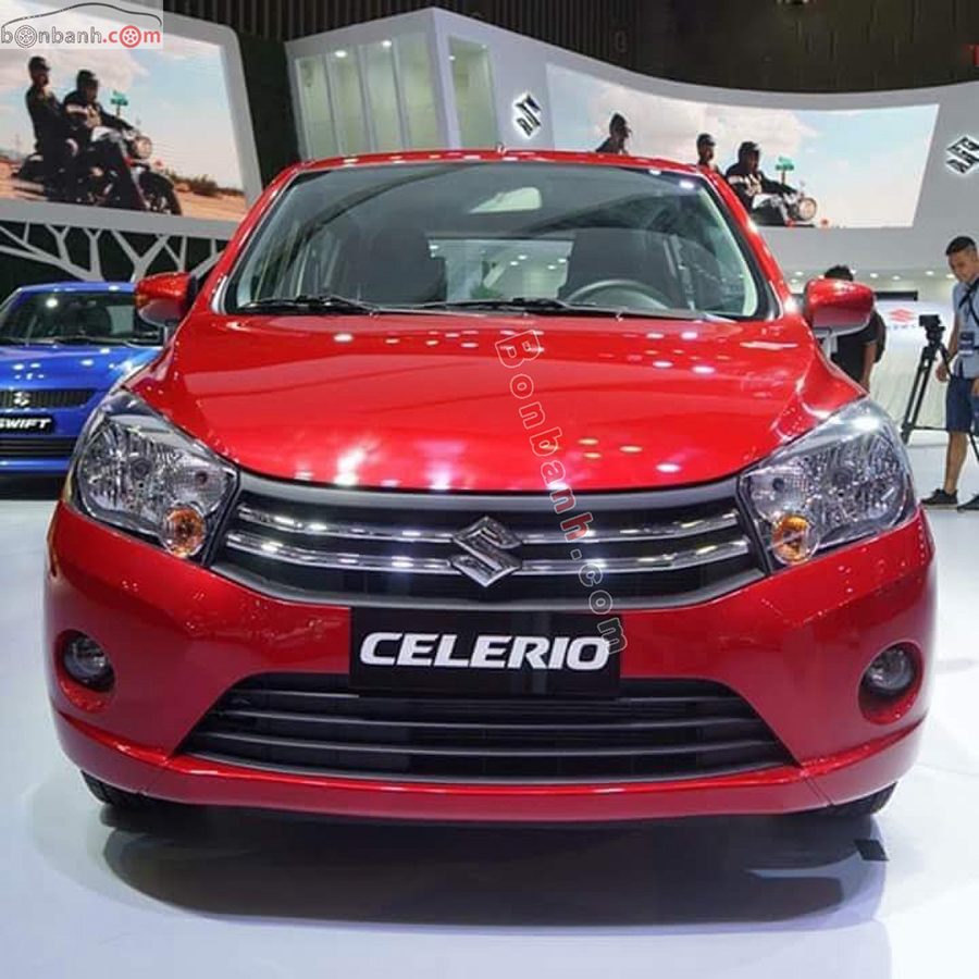 Đầu xe Suzuki Celerio 2020