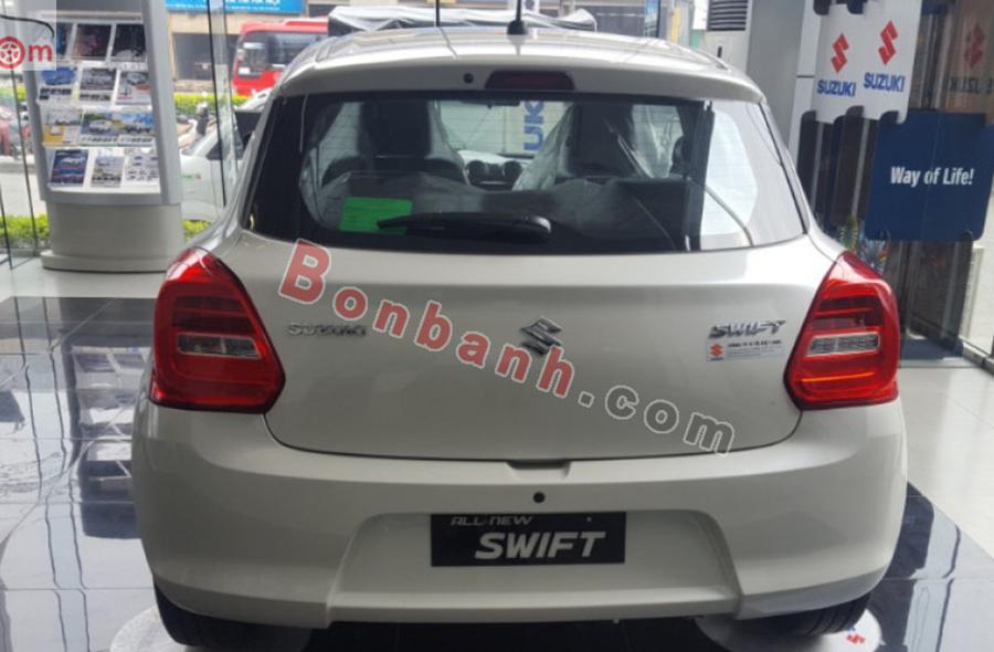 Đuôi xe Suzuki Swift 2020