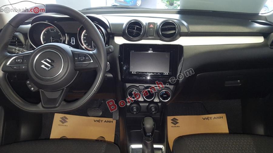 Nội thất xe Suzuki Swift 2020