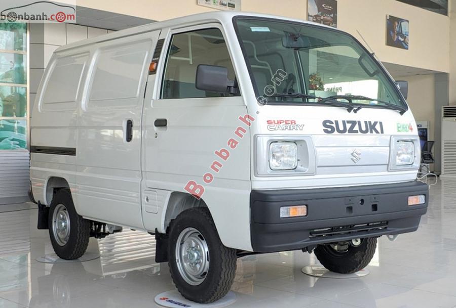 Hình ảnh xe Suzuki Blind Van