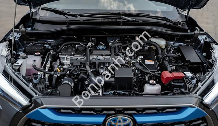 Động cơ trên xe Corolla Cross 2020