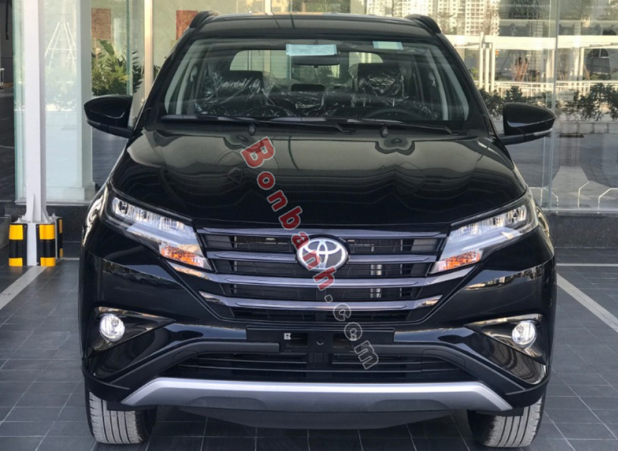 Đầu xe Toyota Rush 2020