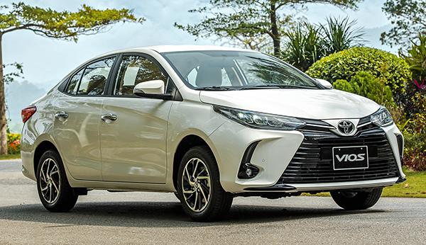 Tổng quan xe Toyota Vios 2021
