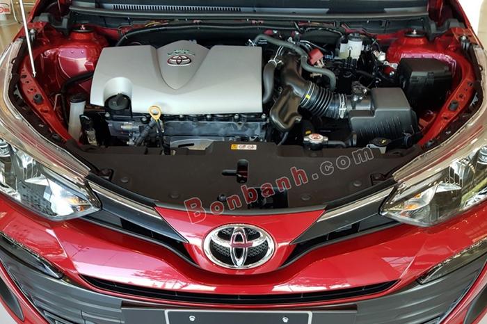 Động cơ xe Toyota Vios 2021