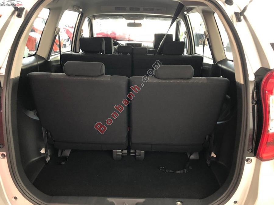 Cốp xe Toyota Avanza 2021