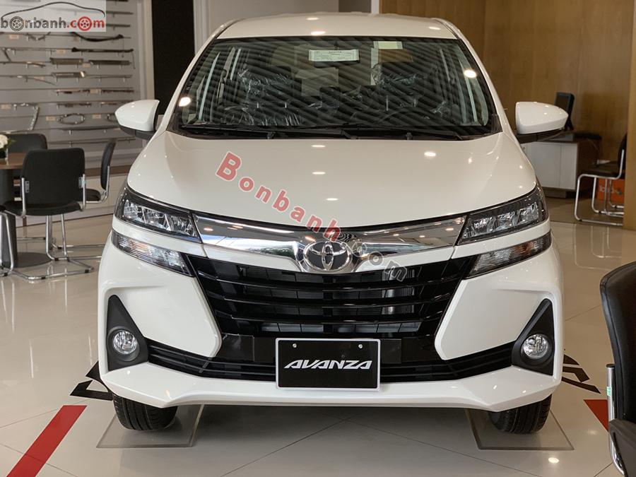 Đầu xe Toyota Avanza 2020