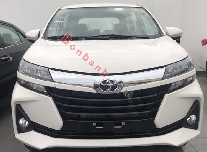 Đầu xe Toyota Avanza 2021