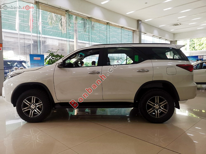 Thân xe Toyota Fortuner 2020