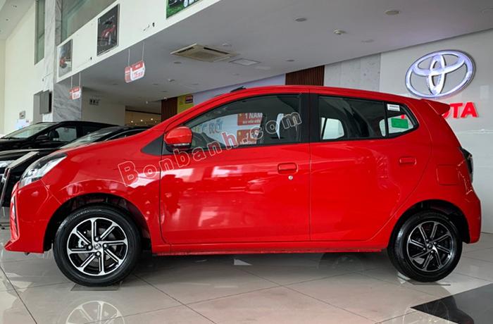 Thân xe Toyota Wigo 2020