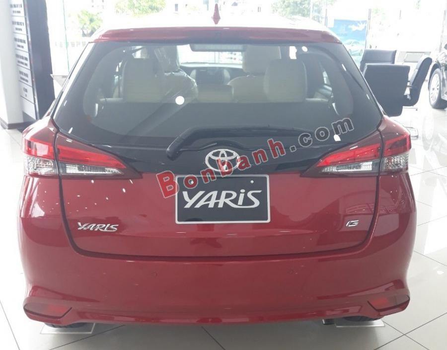 Đuôi xe Toyota Yaris 2020