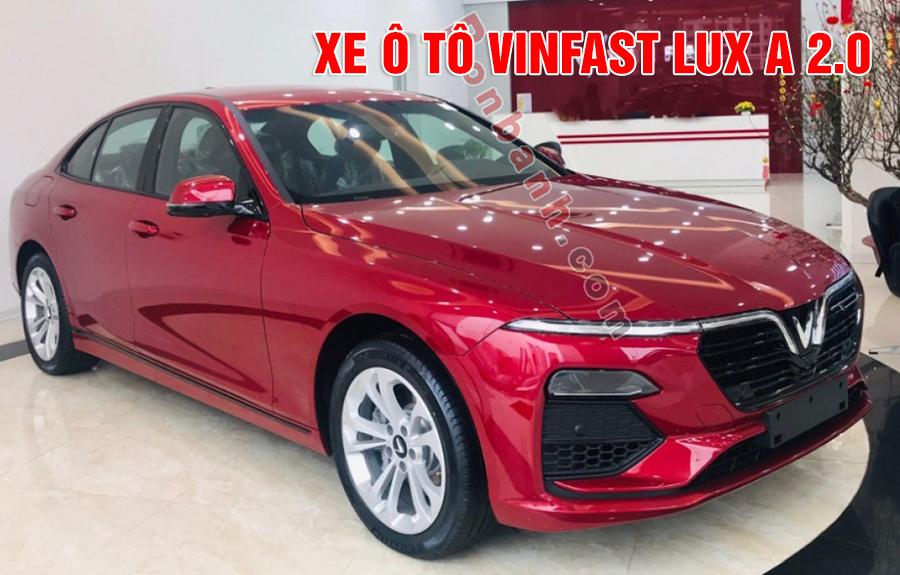 Xe ô tô VinFast Lux A 2.0 2021