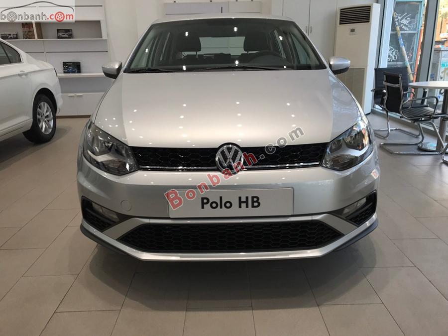 Đầu xe Volkswagen Polo 2020