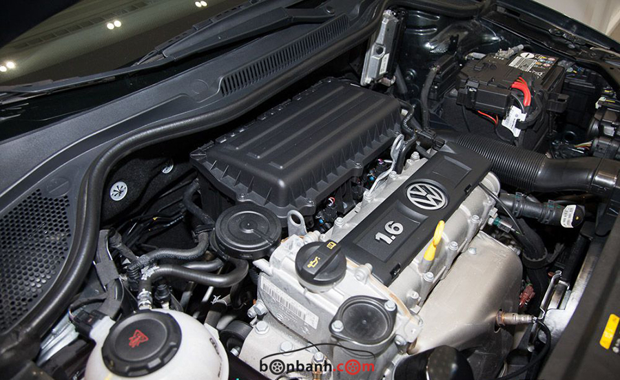 Động cơ xe Volkswagen Polo 2020