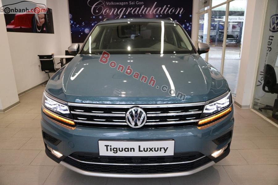 Đầu xe Volkswagen Tiguan 2020