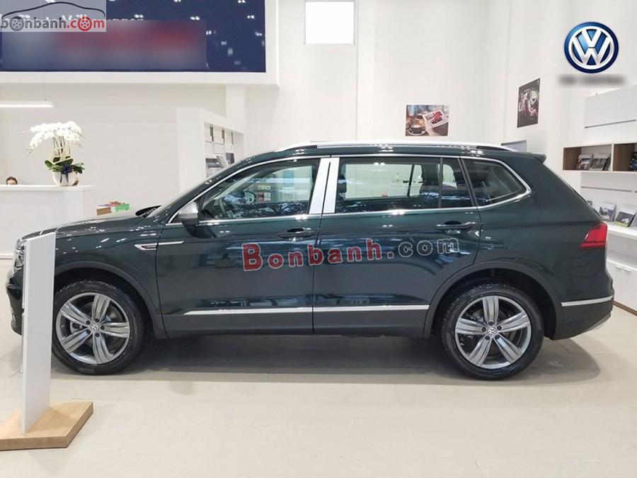 Thân xe Volkswagen Tiguan 2020