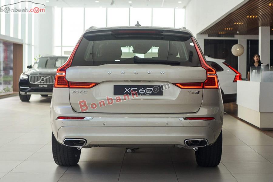 Đuôi xe Volvo XC60 2020