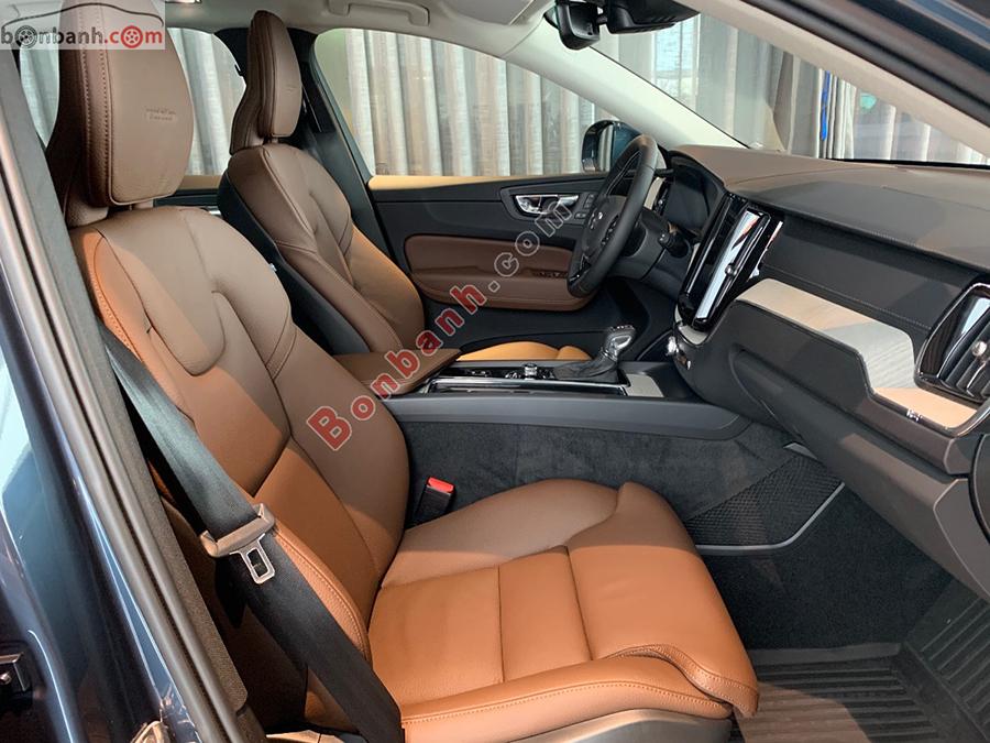 Nội thất xe Volvo XC60 2020