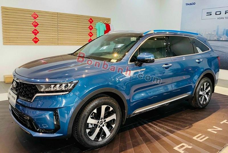 Kia Sorento hoàn toàn mới tại Việt Nam