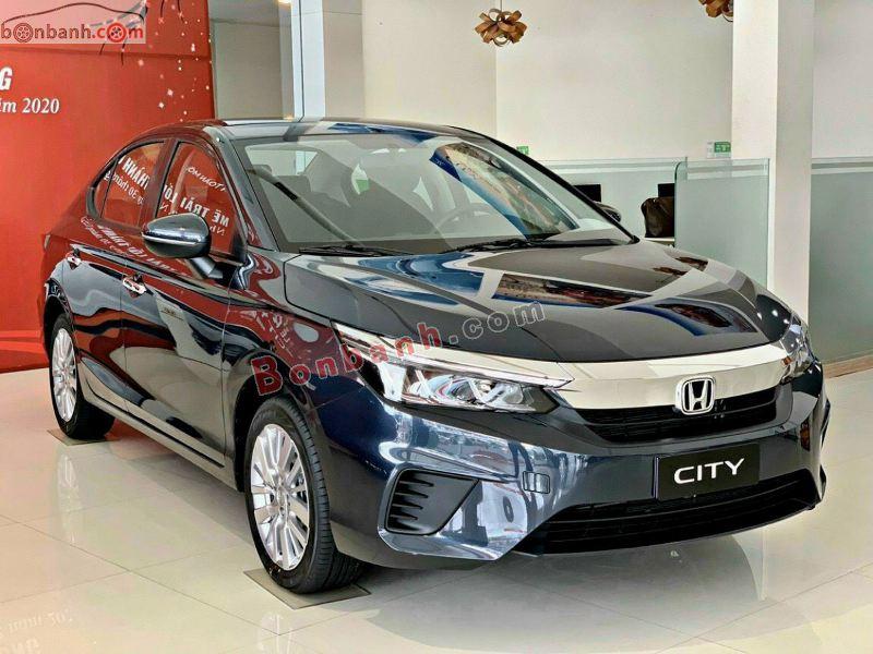 Hình ảnh Honda City 2021 thế hệ thứ 5 mới nhất tại Việt Nam