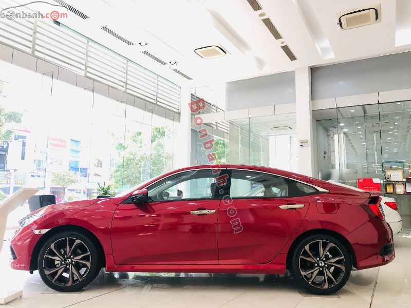 Hình ảnh thân xe Honda Civic 2021