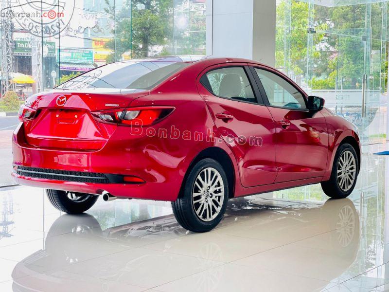 Hình ảnh Đuôi xe Mazda 2 2021 Sedan
