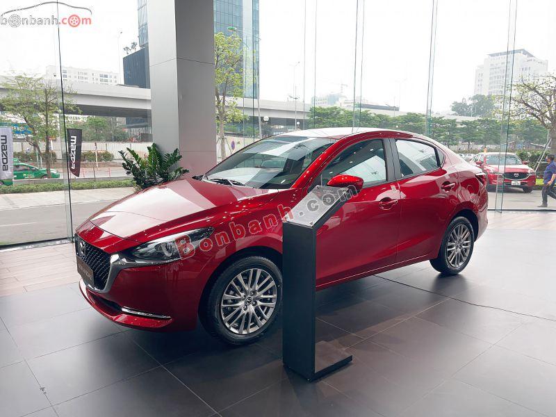 Hình ảnh thân xe Mazda 2 2021