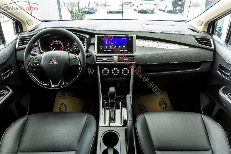 Hình ảnh khoang lái Mitsubishi Xpander 2021 tại Việt Nam