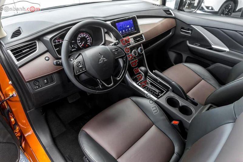Hình ảnh nội thất xe Xpander Cross 2021 tại Việt Nam